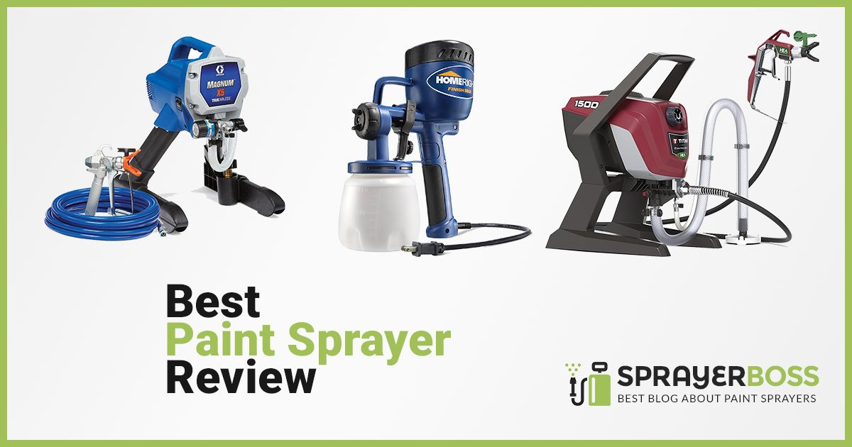 Best Paint Sprayer Review