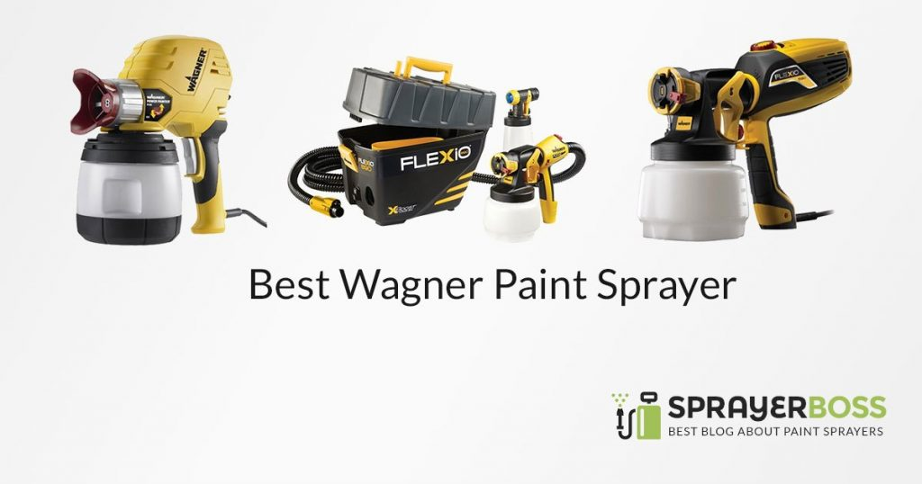 Types Of Airless Paint Sprayers