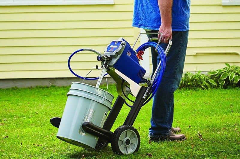 Top 5 Graco Paint Sprayer In 2017