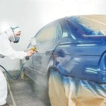 Painting a Car with a Graco Airless Sprayer