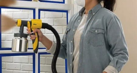 Best Paint Sprayer for Cabinets and Furniture Review
