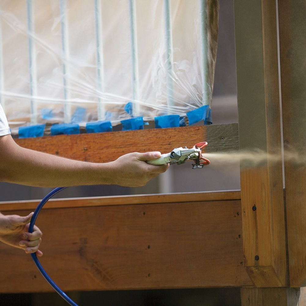 How Can A Spray Gun Reduce Complexities Of Commercial Painting?